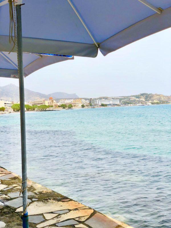 Lerapetra auf Kreta die südlichste Stadt Europas