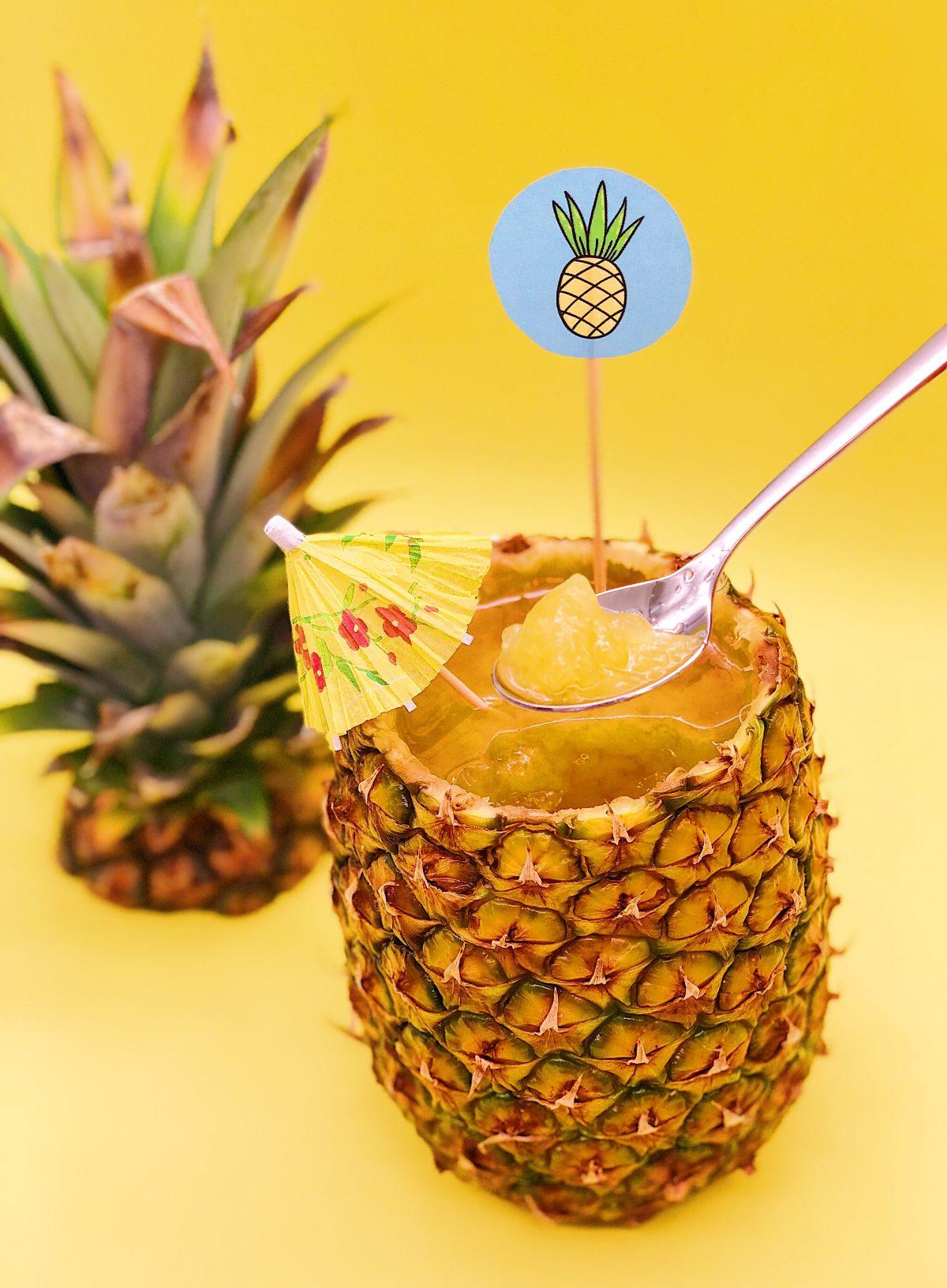 party ideen f r die sommerparty inspiriert von k fer frozen cocktails. Black Bedroom Furniture Sets. Home Design Ideas