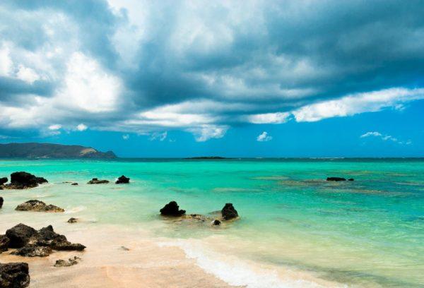 Wunderschön - der Elafonisi Beach auf Kreta