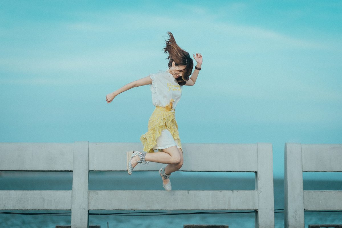 Glücklich werden leicht gemacht - 9 Tipps für mehr Lebensfreude