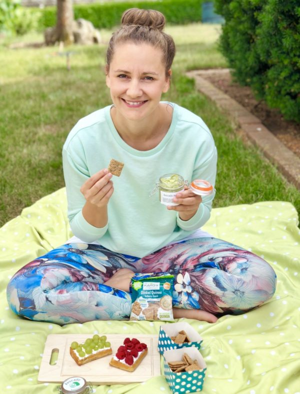 Ideale Snacks zum Picknicken - Ideen in Zusammenarbeit mit Dr. Karg´s und Aufstrich
