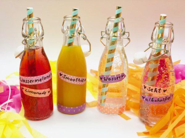 Picknick Ideen für Getränke mit Dr. Karg´s