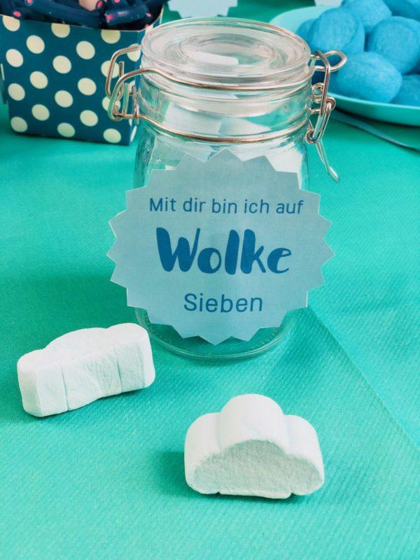 Süße Geschenke selber machen - Wolke 7