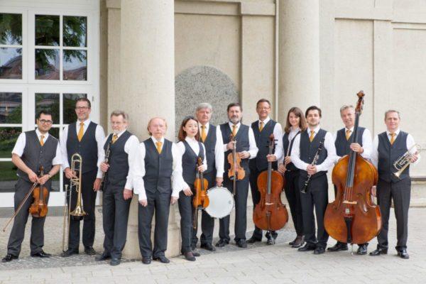 Das Kurorchester der Stadt Bad Kissingen