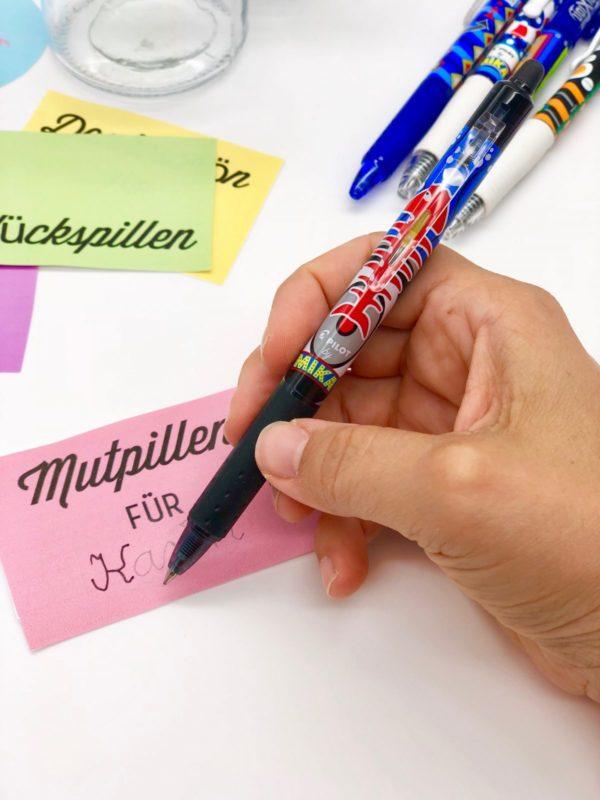 Kleine Geschenke selber machen mit PILOT Stiften