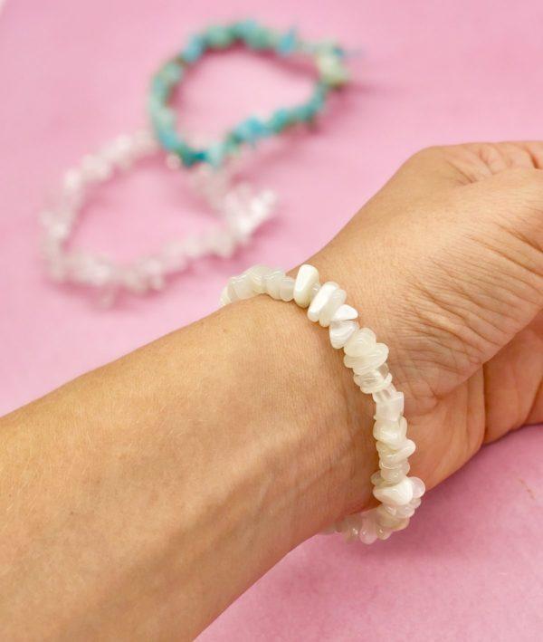 Mondstein: Wirkung und Bedeutung Armband von Stoneberry