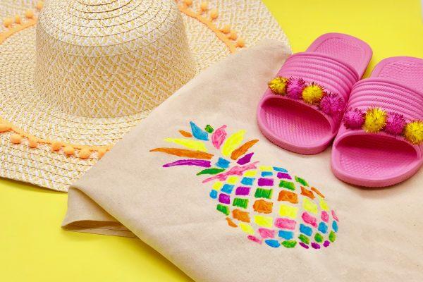 Sommeroutfit selber machen mit einfachen Upcycling Ideen