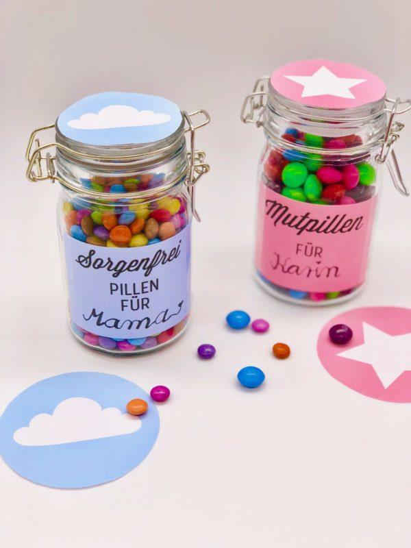 Sorglos Pillen - Geschenkideen für groß und klein