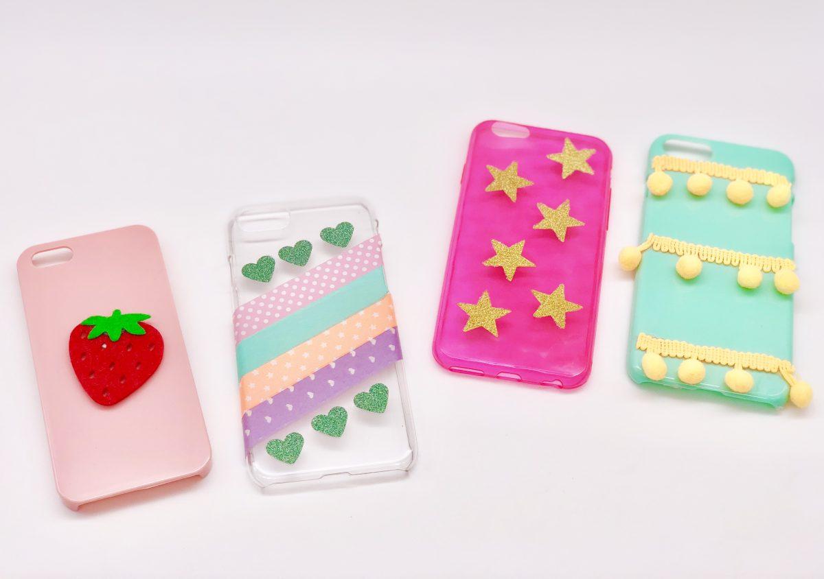 Süße Idee: Super edel: Handyhülle selber gestalten schnell und günstig