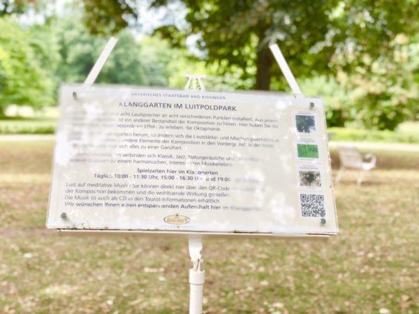 Zeit für Entspannung: Klangwiese im Luitpoldpark