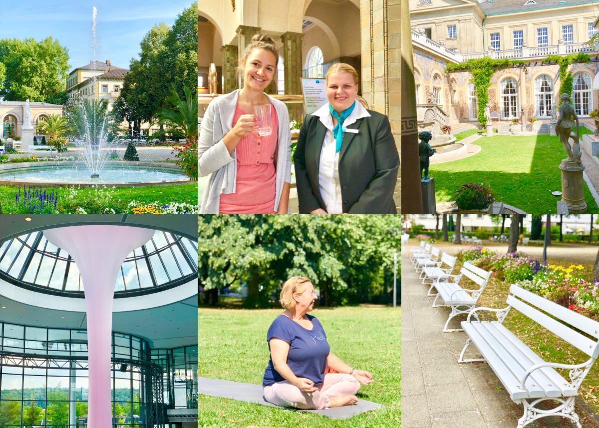 Zeit für Gesundheit - ein Tag in Bad Kissingen
