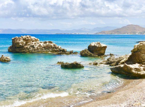 Die Küste Kretas ist rund 1000 Kilometer lang