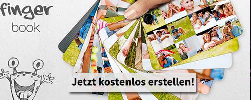 fingerbook einfach und schnell erstellen ideales Fotogeschenk