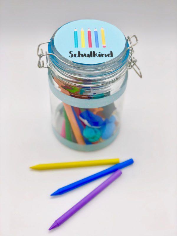 Geschenke zum Schulanfang selber machen - coole Ideen