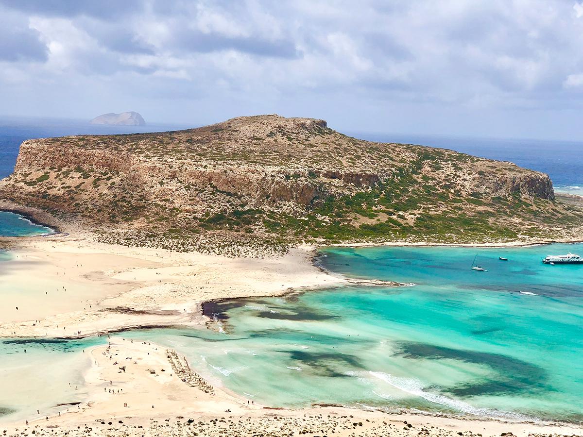 Kreta Strand Balos Beach