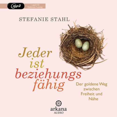 Jeder ist beziehungsfaehig von Stefanie Stahl