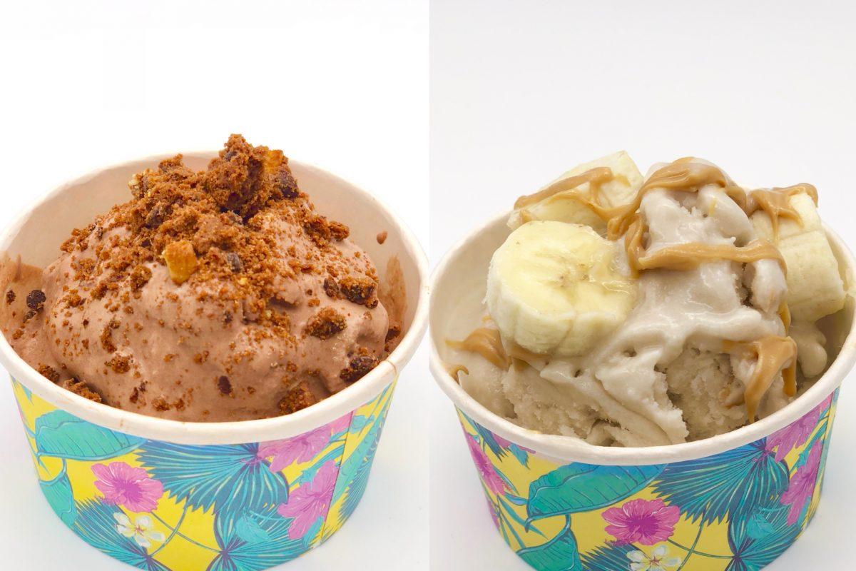 Veganes Eis schnell und einfach selber machen mit dem Eisbereiter Klarstein Dolce Bacio