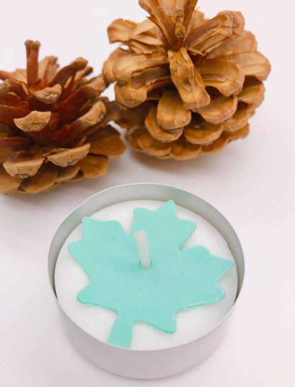 Einfache und süße Idee - Herbstdeko selber machen