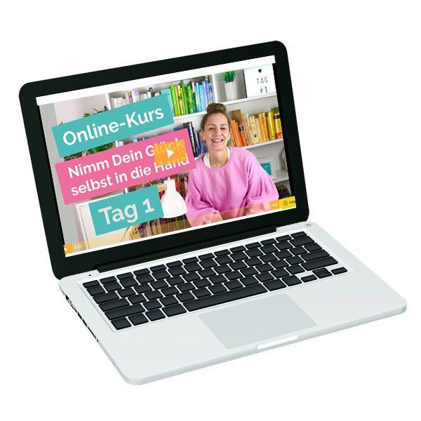 Onlinekurs Videos Selbstcoaching Glueck