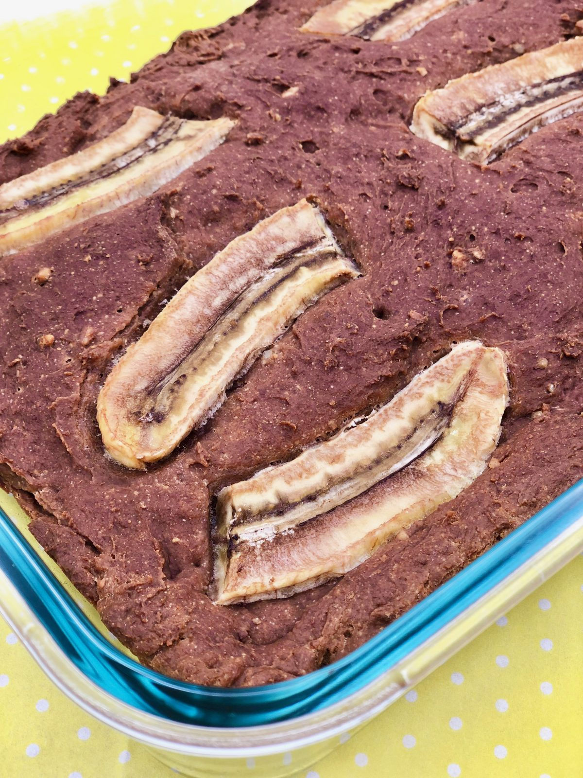 Bananenbrot Rezept vegan und zuckerfrei