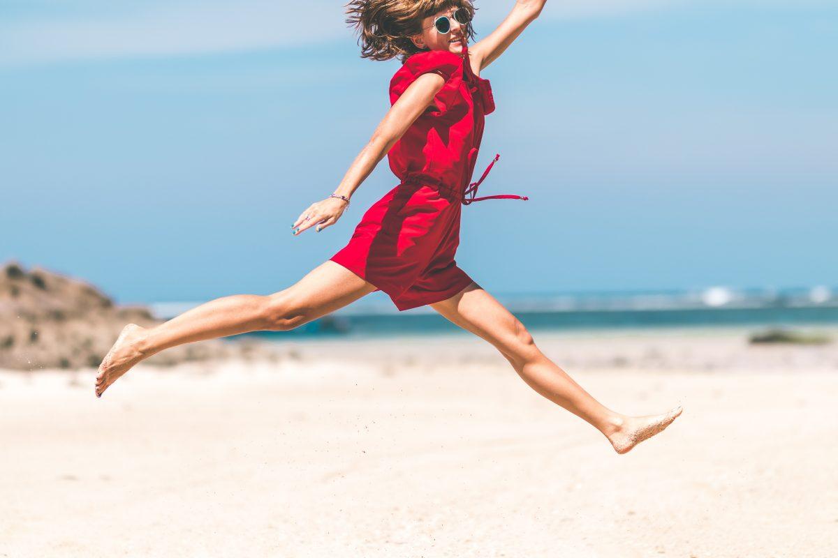Was glückliche Menschen tun - 5 Wege zum Glück