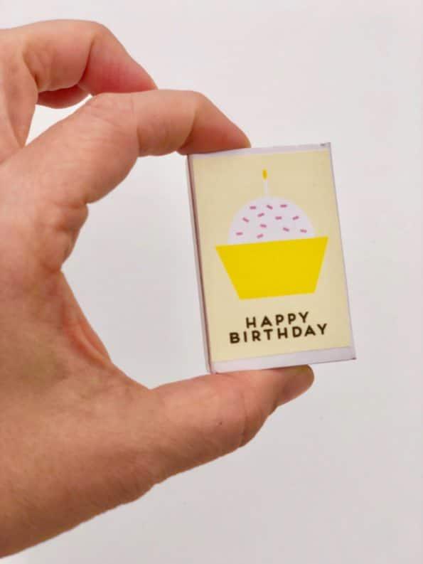 Kleine Geschenke zum Geburtstag selber machen