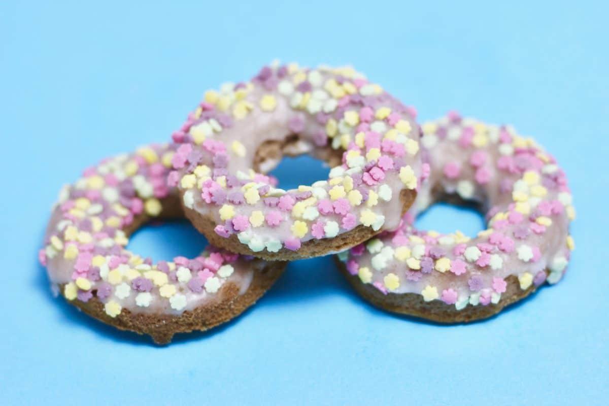 Vegane Donuts selber machen