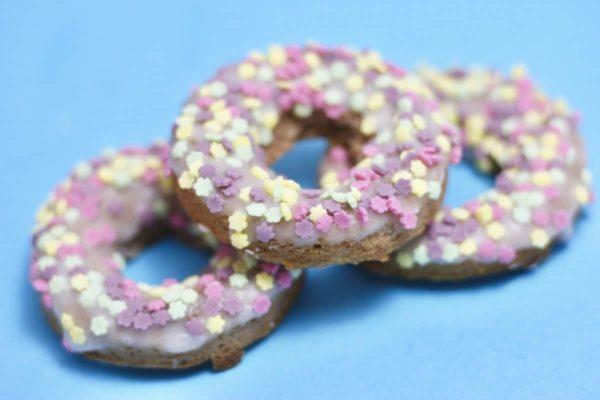 Lecker und ohne tierische Produkte - vegane Donuts