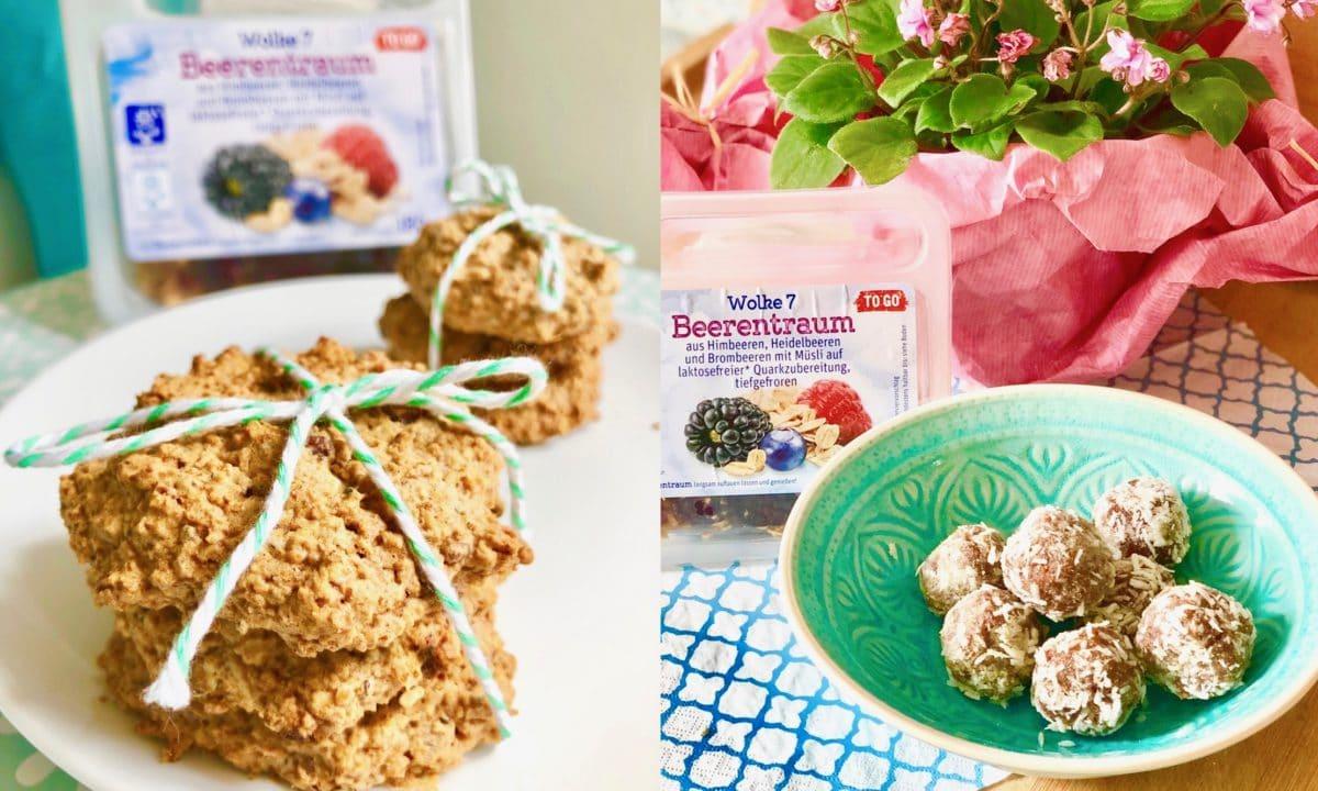 Gesunde Snacks selber machen in Zusammenarbeit mit Jütro To Go