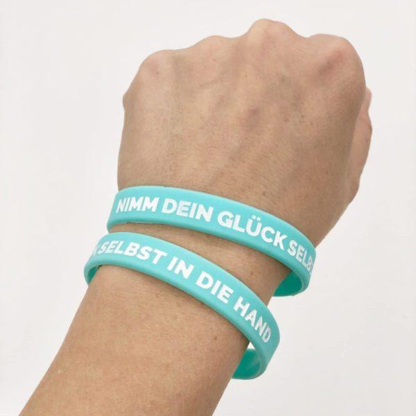 Stylisches Gluecks Armband