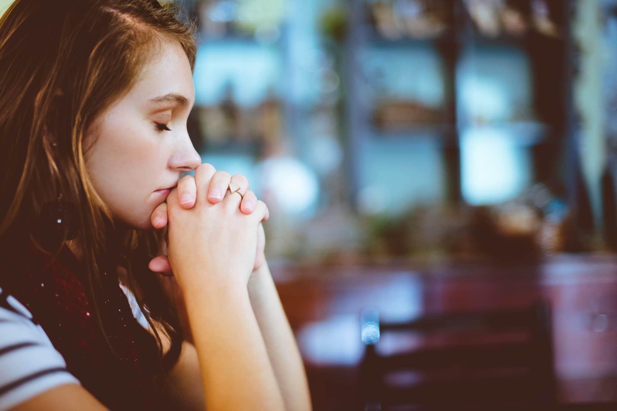 Gedanken die bei Angst helfen