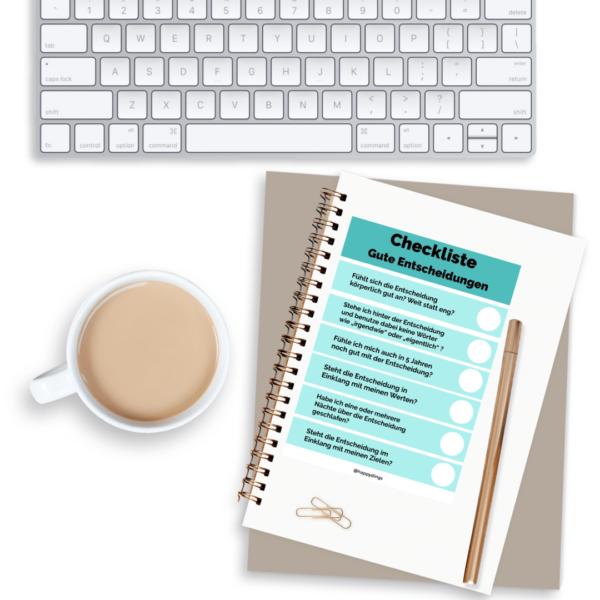 Checklisten Online Kurs