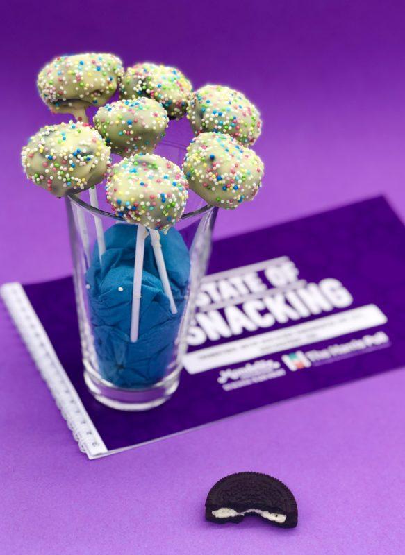 Einfaches Rezept: Cake Pops aus Oreos selber machen