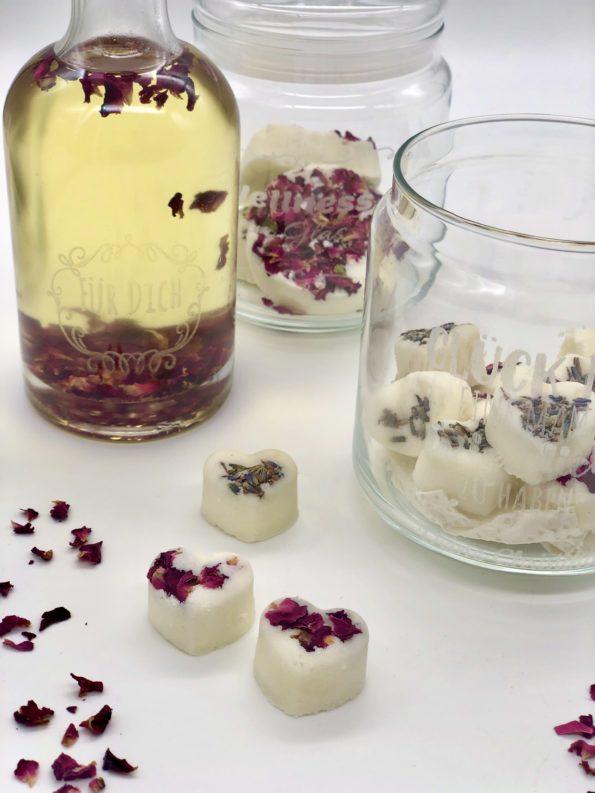 DIY Kosmetik mit Personello - süße Geschenke selber machen