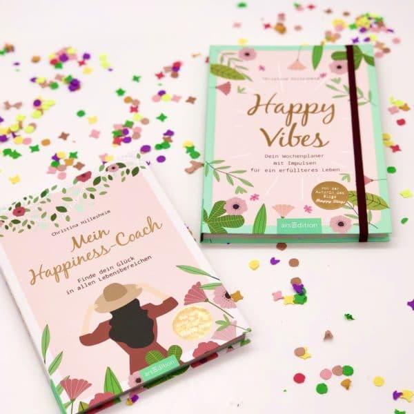 Happiness Bücher von Christina Hillesheim