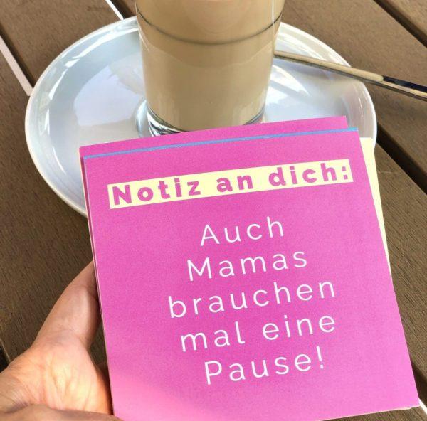 Entspannung und Glück für Mamas