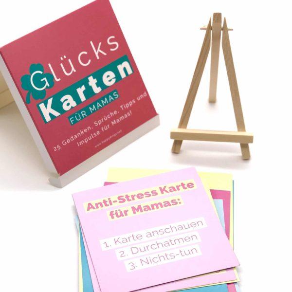 Glücks Karten für Mamas - Geschenke für Frauen