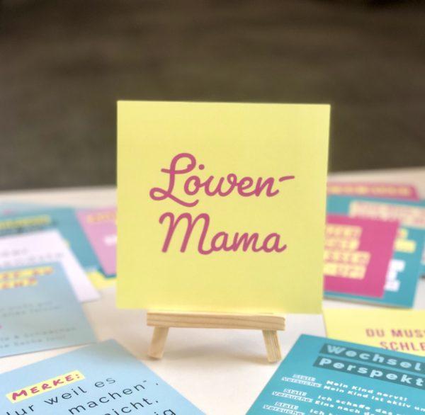 Glücks Karten für Mamas mit Sprüchen und Zitaten