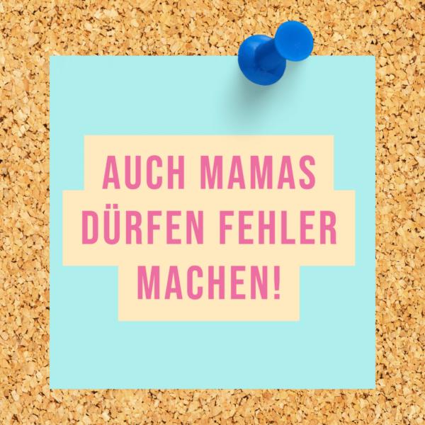 Mama Karte Pinnwand