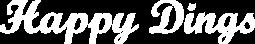 logo-happy-dings-christina-hillesheim-weiss